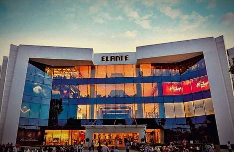 TOP 5 SHOPPING MALLS IN CHANDIGARH